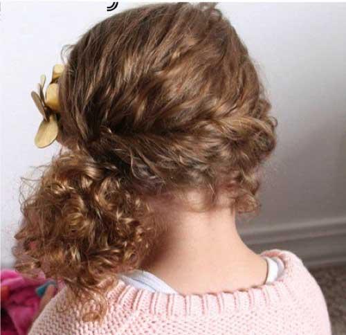 cabelo liso com ondas