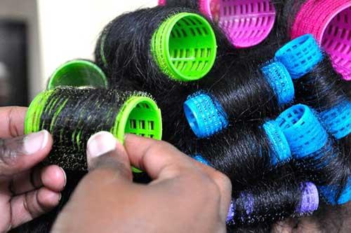como criar cachos nos cabelos crespos e lisos