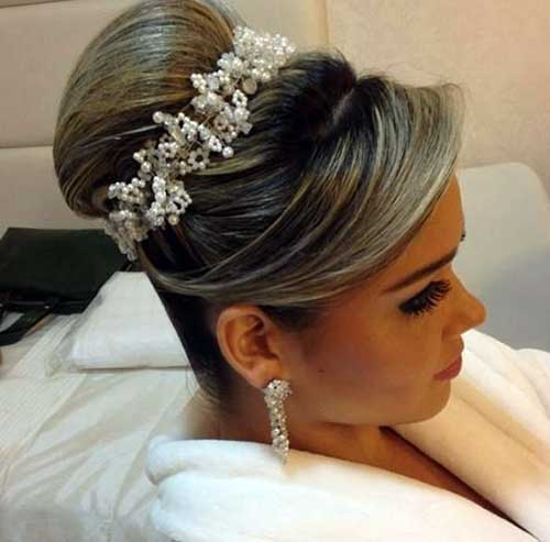 cabelo para noiva casar