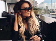 imagens inspiradoras de cabelo ombre hair em morena
