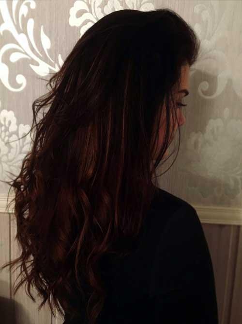 ombre hair discreto pra morena