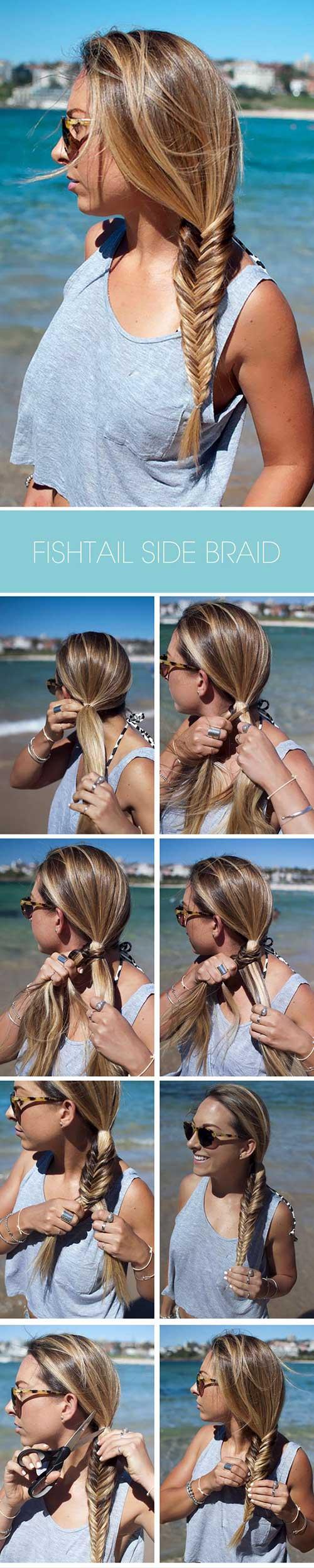 tutorial de penteado pra madrinha de cabelo longo sozinha