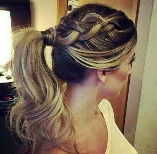 imagens de penteados para madrinhas de cabelos compridos