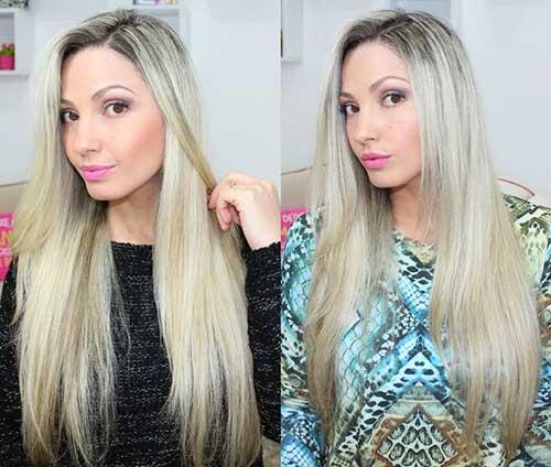 resultado de shampoo bio extratus blond