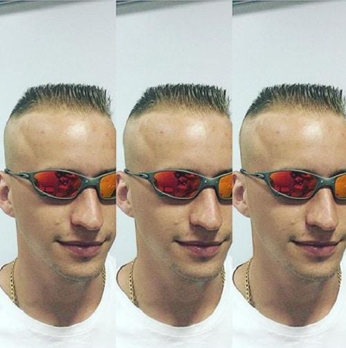 cabelo quadradinho masculino funk