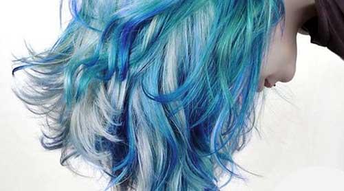 cabelo gelo claro platinado