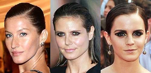 penteado legal com gel pra mulher