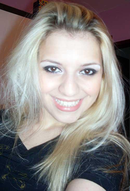 cabelo descolorido de forma caseira