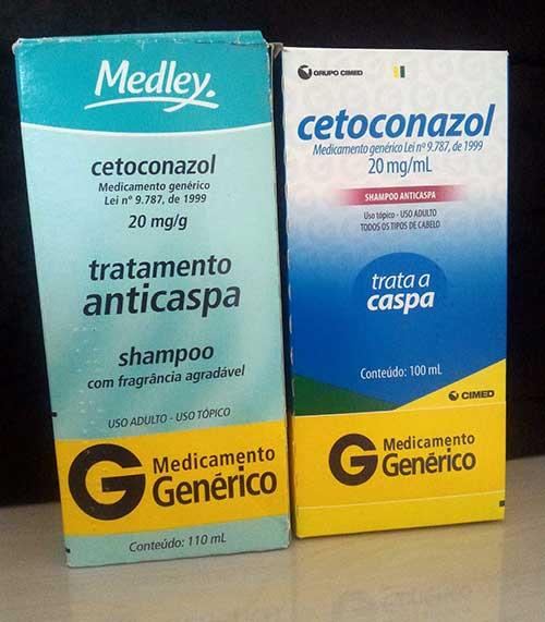 shampoo generico anticaspa