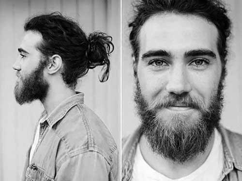 penteado muito facil de fazer pra cabelo de homem