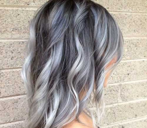 californiana prata silver hair