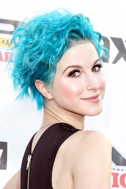 madeixa da hayley williams