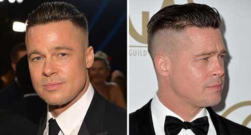 cabelo arrepiado masculino quadrado