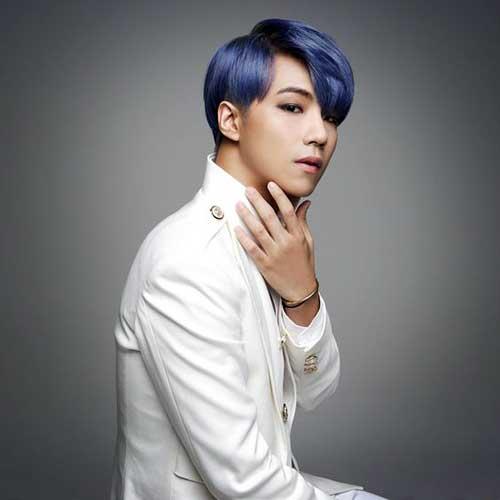 cabelo de cantor kpop