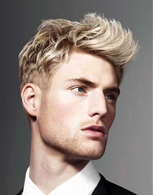 cabelos masculinos loiros