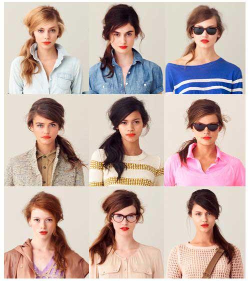 cabelos com estilo e personalidade