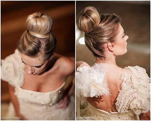 coque pra noiva de casamento especial