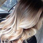 fotos e imagens do tumblr de ombre hair platinado
