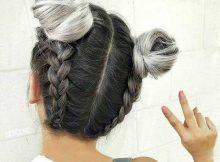7 penteados legais para fazer sozinha