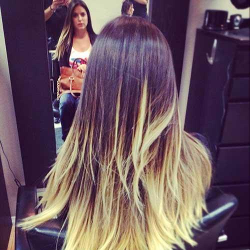 cabelos com californiana branca