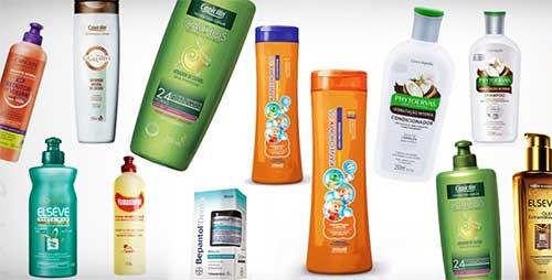 produtos de qualidade para cabelos cacheados
