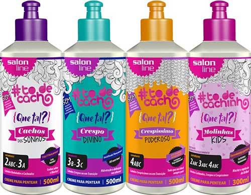 cabelos cacheados com luzes sugestao de produtos