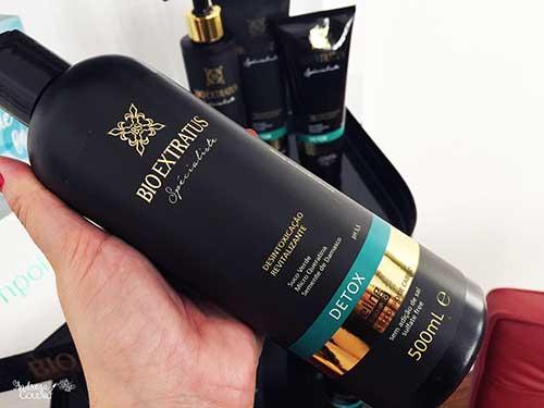 shampoo bio extratus e bom