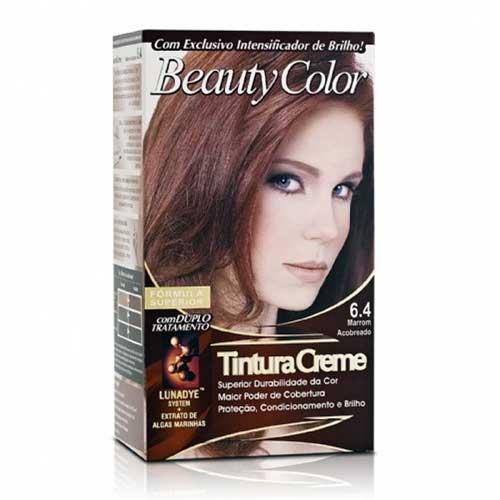 tintura de cabelo 6.4