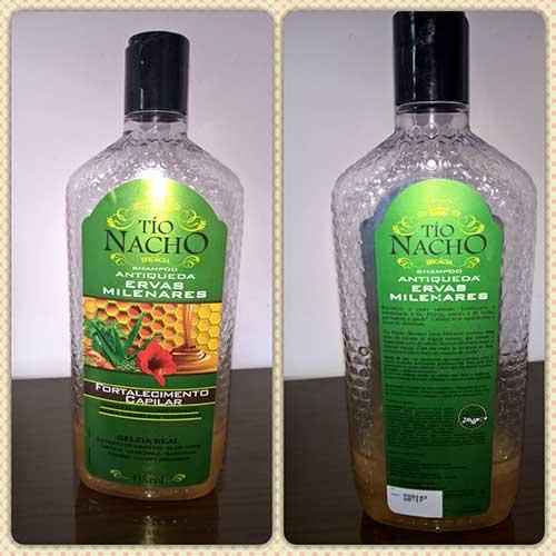 shampoo com ginseng fortalecedor