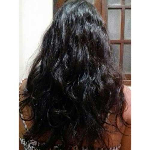 cabelo com mais brilho