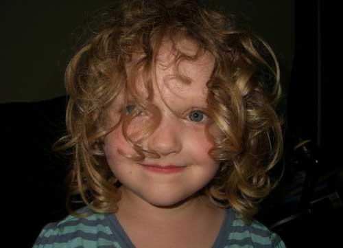 tratamento para cabelo cacheado infantil