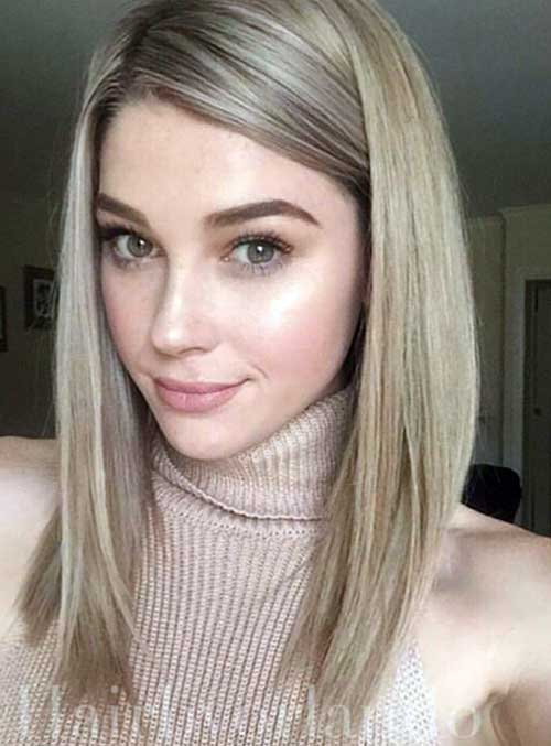 cabelo loiro medio natural