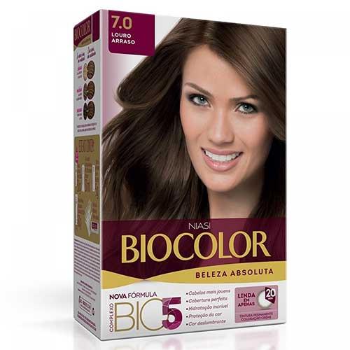 cor de cabelo loiro arraso