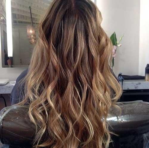 foto do tumblr de cabelo ondulado