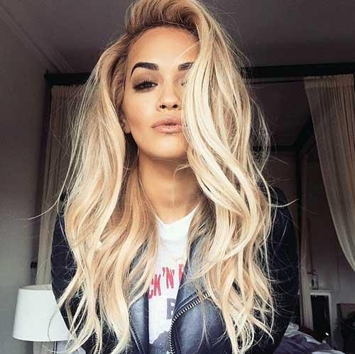 cabelo loiro natural descolorido pra platinado