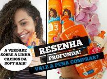 tutorial passo-a-passo para usar produtos soft hair