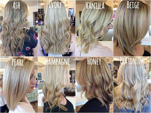 fotos de cabelos com mechas loiras