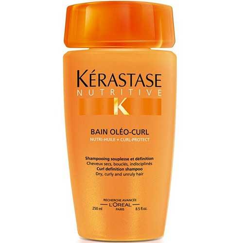 shampoo kerastase bain oleo curl
