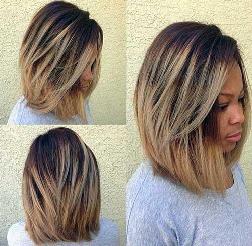 cabelo iluminado para negras