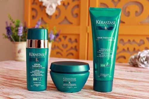 shampoo kerastase verde