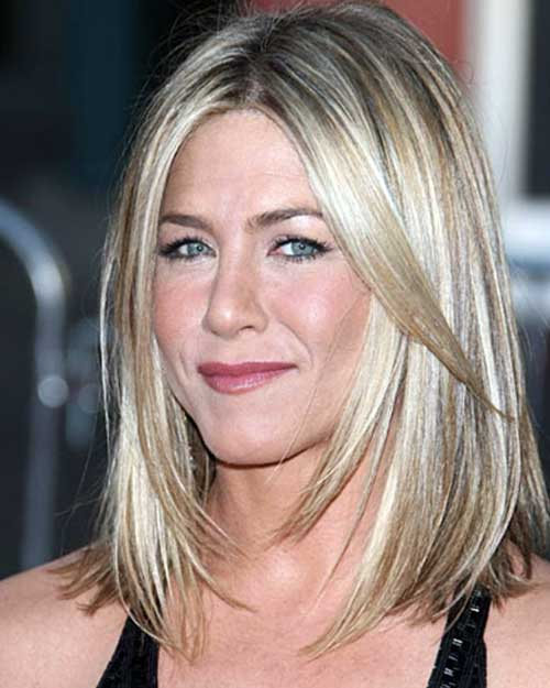 madeixas da jennifer aniston