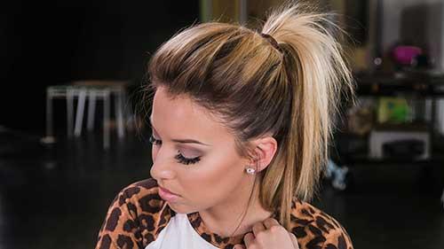ponytail tradicional