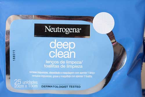 removedor de maquiagem tira mancha de tinta de cabelo da pele