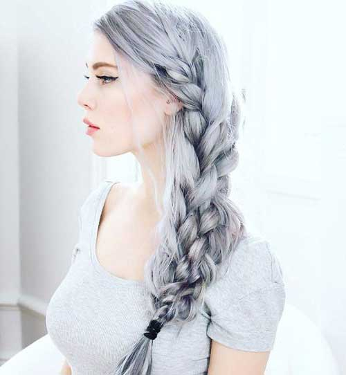 imagem de penteado game of thrones