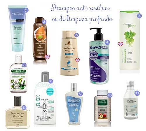 como cuidar de cabelo oleoso com shampoo especial
