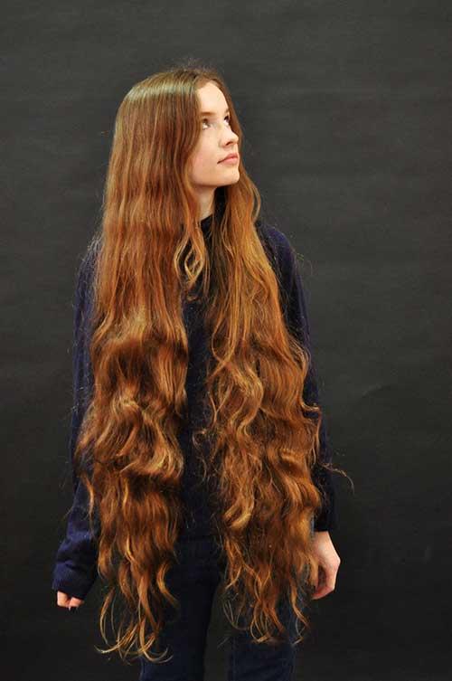 Melhores Óleos Naturais Para Crescimento Dos Cabelos: Como ... Uberhaxornova Tumblr Long Hair