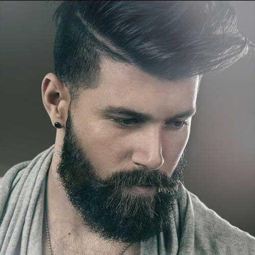 cabelo masculino da moda 2018