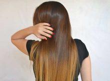 banho de brilho nos cabelos