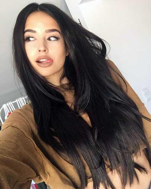 cabelos pretos cuidados em casa para ficar grandes e bonitos
