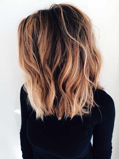 cabelos com luzes cuidados em casa